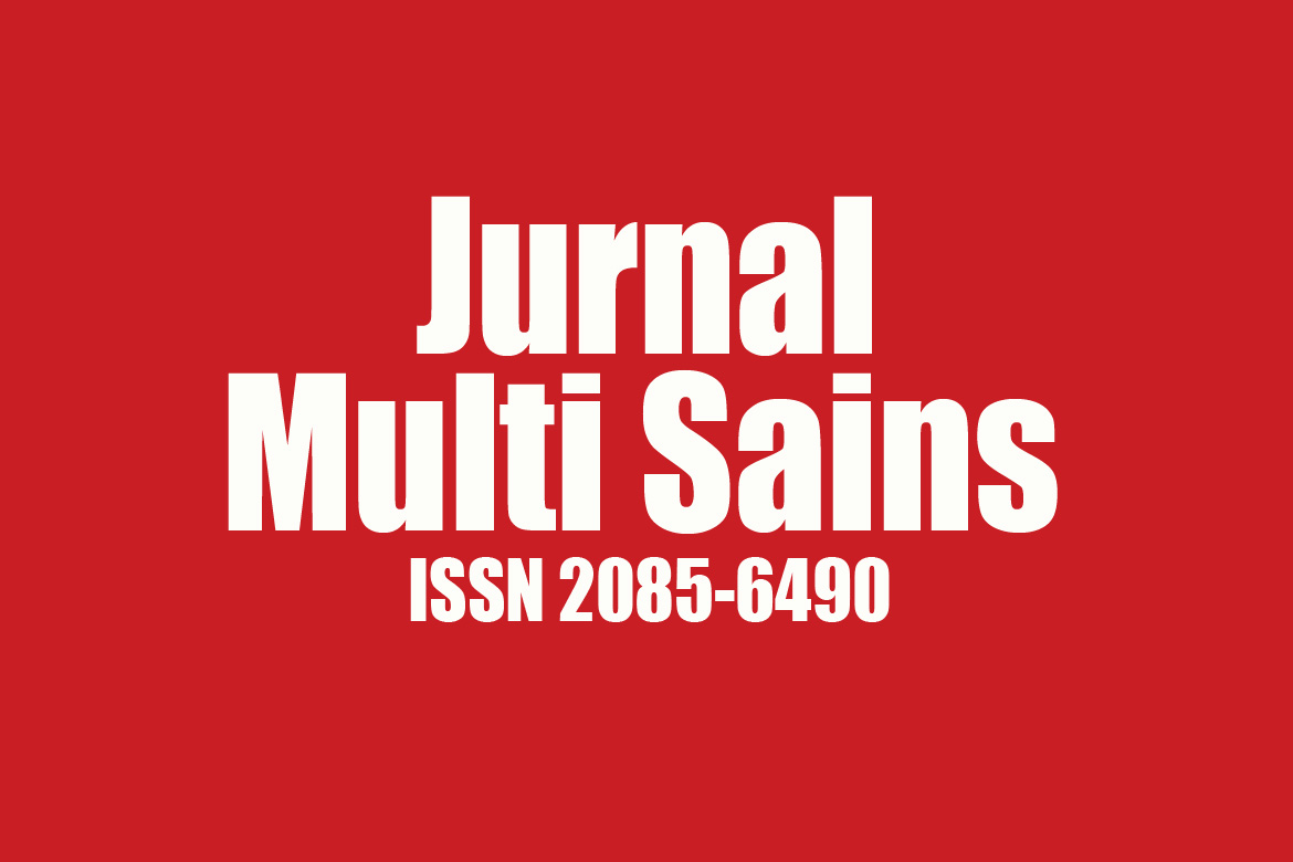 Cover Jurnal Mudira Indure